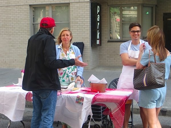 Washington Sq Park Conservancy 2014 Village Alliance Street Fair