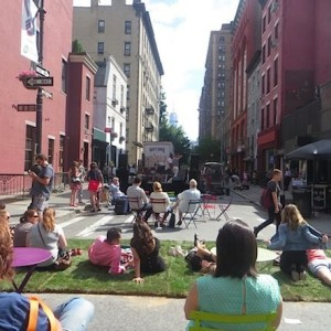 MacDougal and 8th Streets Village Alliance Festival 2014