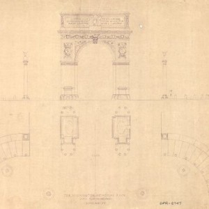"Why Henry James ""Hated"" the Washington Square Arch Which Turns 121 Today"