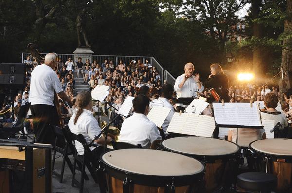 Washington Square Music Festival