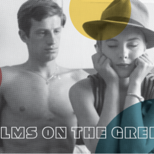 French Films on the Green Summer series