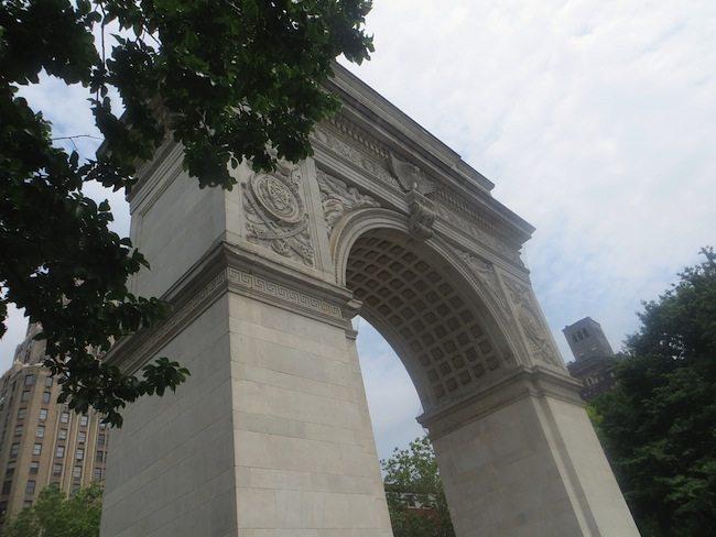 The Arch Washington Square Park