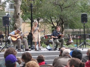East River String Band 2011 Washington Square Park Folk Festival