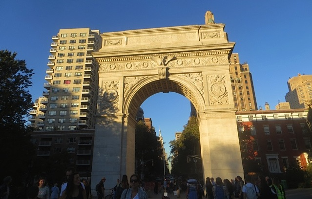 Arch Washington Square Park