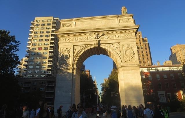 Arch Washington Square Park