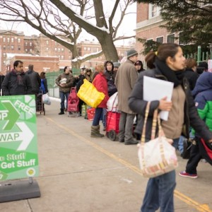 Recycle Clothes, Books, Electronics at Free Reuse Event at Westbeth West Village Sunday, January 22