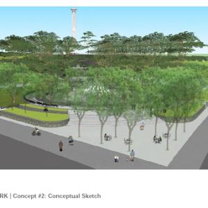 fort greene park proposed plan