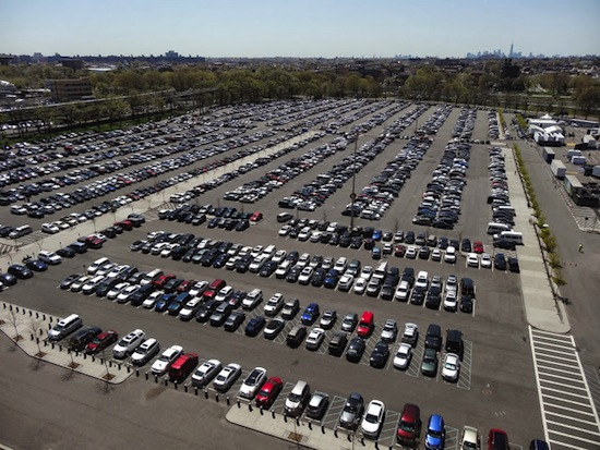 Citi Field Parking Lot Could Revert back to Parkland