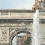 "Washington Square Arch: ""Let Us Raise a Standard to Which the Wise and Honest Can Repair"""