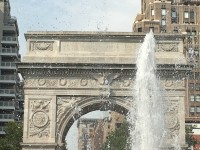 Washington Square Arch: