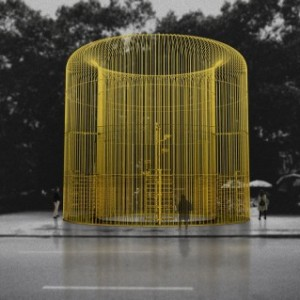 "Community Board Meeting on Ai Weiwei's Proposed ""Fences"" Installation Under Washington Sq Arch Sept. 6 Details"