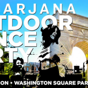 Dance Trend Garjana Takes Stage at Washington Sq Park to Raise Awareness About Food Waste Sept. 14