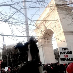NYC International Women's Day Rally Planned for Washington Square Park March 8th