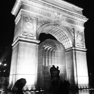 "Ai Weiwei's ""Good Fences"" Departs from Under Washington Sq Arch Monday & Tuesday 