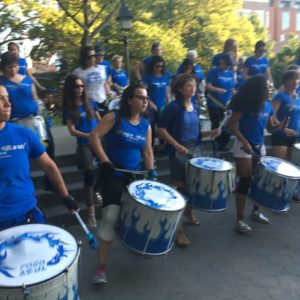 Women Entrepreneurs Empowerment Event Featuring Fogo Azul Drummers at Washington Sq Park May 17