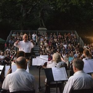 Washington Square Music Festival 60th Season Begins Tonight, June 5 | Tuesdays at the Park in June
