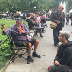 June at Washington Square Park: The Latest in Photos – Music, Art, Science, Wildlife, Trees, and, of course, the Fountain
