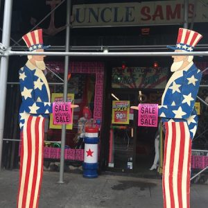Uncle Sam's Closing, Moving from W. 8th Street After 20 Years on the Block