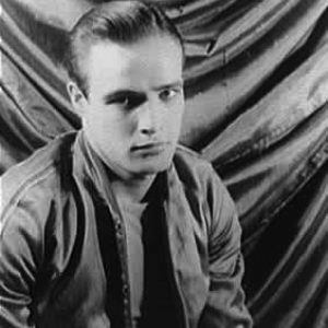 "Marlon Brando 1943: ""It was ecstasy sleeping on the sidewalk of Washington Square"""