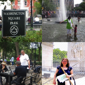 Washington Square Park Blog Turns 11