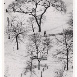 """André Kertesz """"Window Views"""" of Washington Square Park on Exhibit March 28 – May 4"""