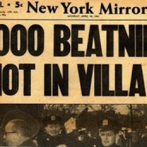 58th Anniversary of the Washington Square Folk Riot