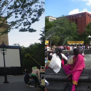 Spotlight June Events Washington Square: French Films On Green, Hare Krishna Festival (Part I)