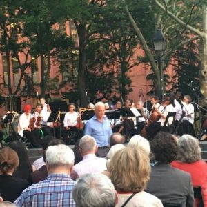 Washington Square Music Festival Begins 61st Season at the Park, Tuesdays in June