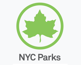 NYC Parks Department logo